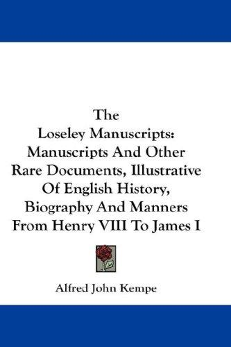 The Loseley Manuscripts