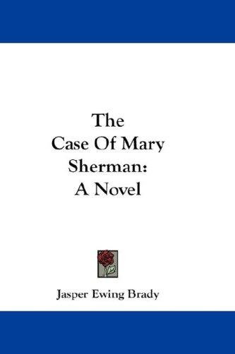 The Case Of Mary Sherman