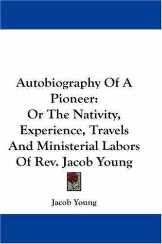 Download Autobiography Of A Pioneer