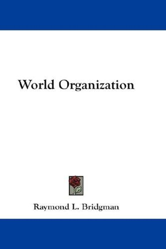 World Organization