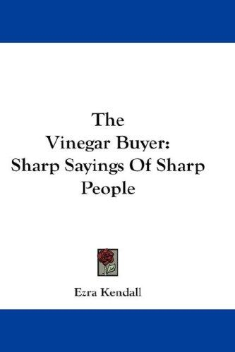 The Vinegar Buyer