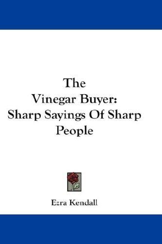 The Vinegar Buyer