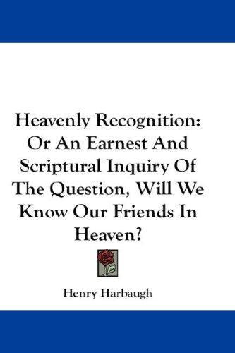 Heavenly Recognition
