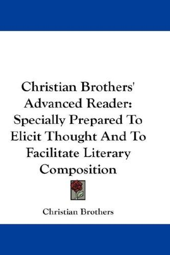 Christian Brothers' Advanced Reader