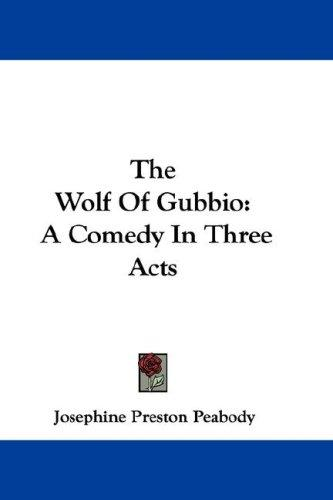 Download The Wolf Of Gubbio