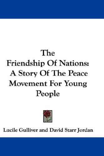 Download The Friendship Of Nations