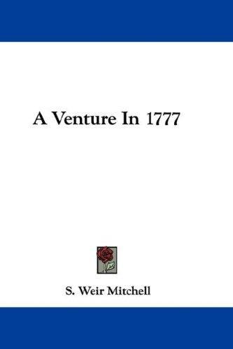 Download A Venture In 1777
