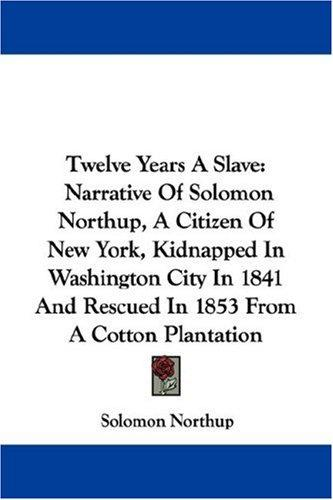 Download Twelve Years A Slave