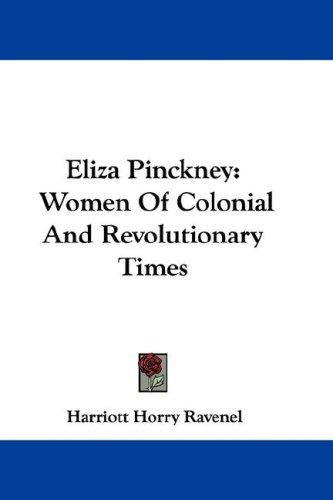 Download Eliza Pinckney
