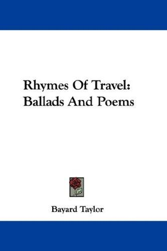 Download Rhymes Of Travel