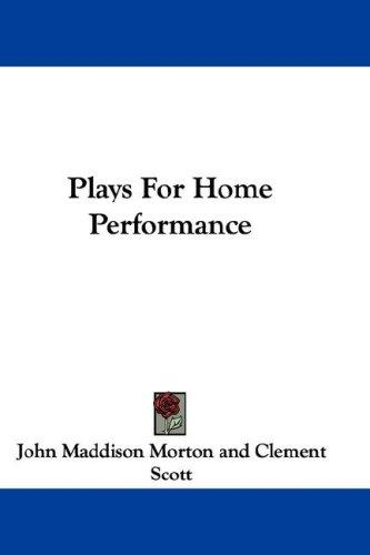 Download Plays For Home Performance