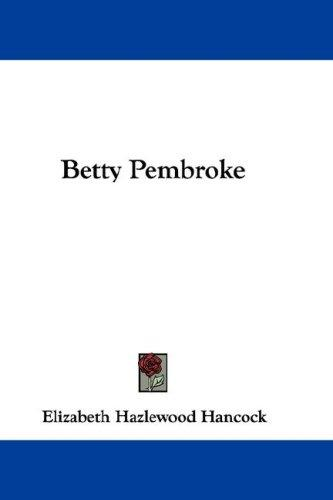 Download Betty Pembroke