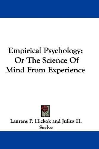 Empirical Psychology