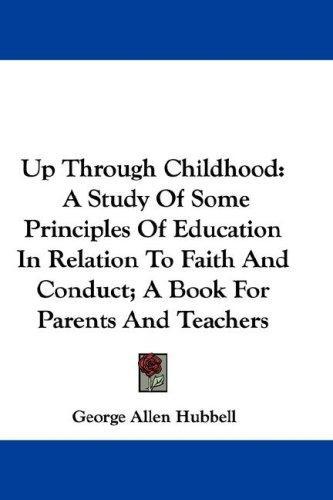 Up Through Childhood