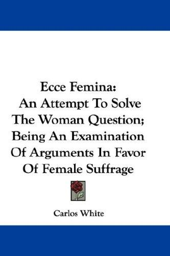 Download Ecce Femina