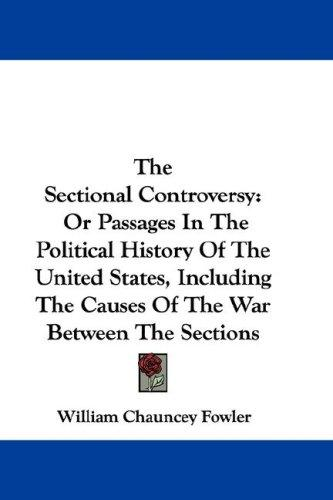 Download The Sectional Controversy