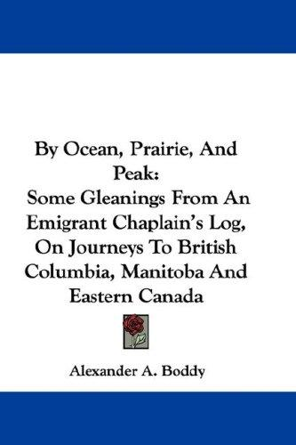 Download By Ocean, Prairie, And Peak