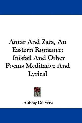 Download Antar And Zara, An Eastern Romance