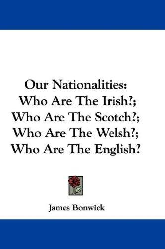 Our Nationalities