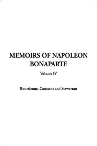 Download Memoirs of Napoleon Bonaparte