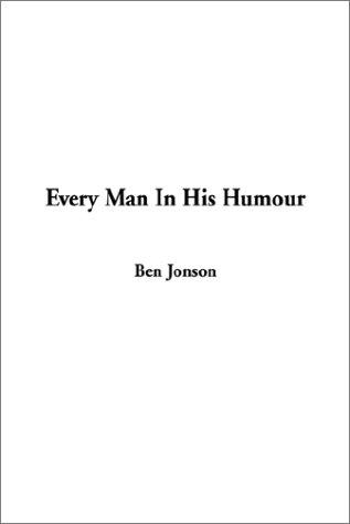 Download Every Man in His Humour