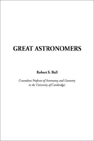 Download Great Astronomers