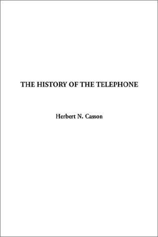 Download The History of the Telephone
