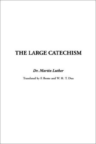 Download The Large Catechism