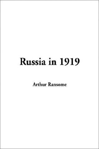 Download Russia in 1919