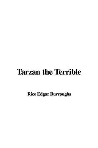 Download Tarzan the Terrible