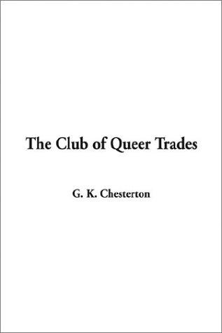 Download The Club of Queer Trades