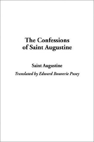 Download The Confessions of Saint Augustine
