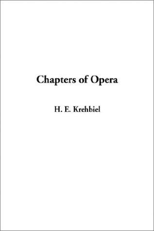 Download Chapters of Opera