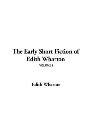 Download The Early Short Fiction of Edith Wharton