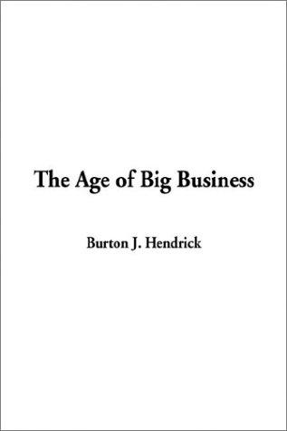 Download The Age of Big Business