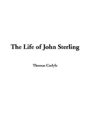 Download The Life of John Sterling