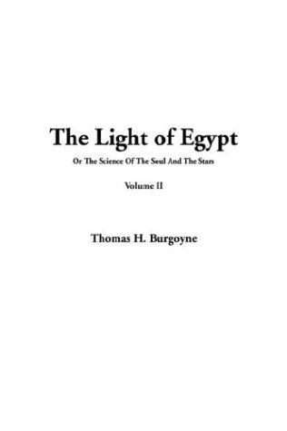 The Light of Egypt