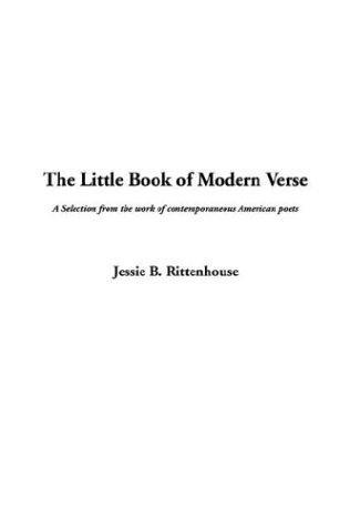 The Little Book of Modern Verse