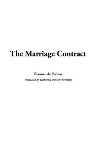 Download The Marriage Contract