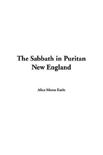 Download The Sabbath in Puritan New England