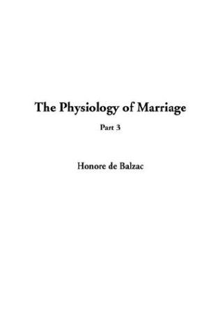 Download The Physiology of Marriage