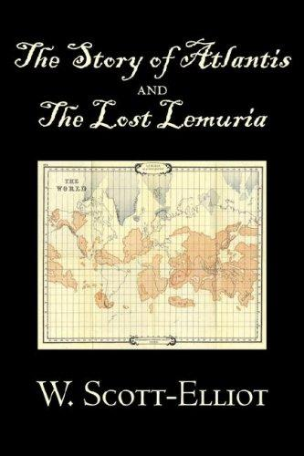 Download The Story of Atlantis and the Lost Lemuria