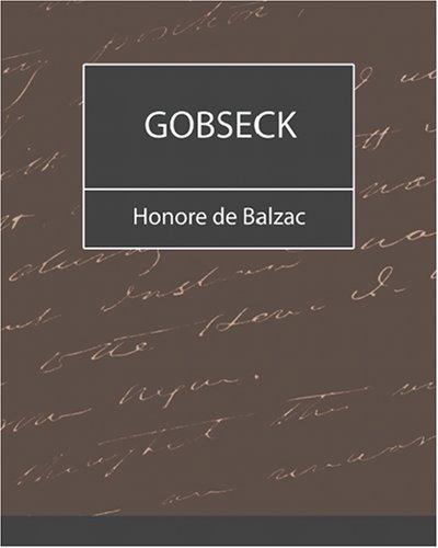 Download Gobseck