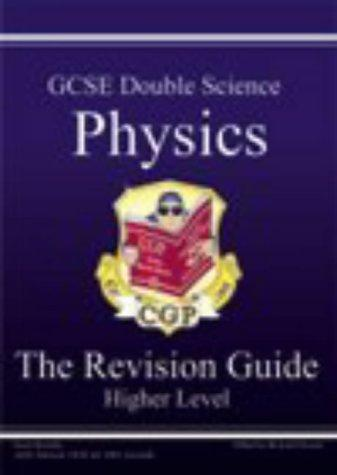 GCSE Double Science (Higher Level Revision Guide)
