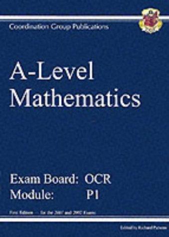 Download A-level Mathematics (A Level Mathematics)