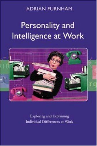 Download Personality and Intelligence at Work