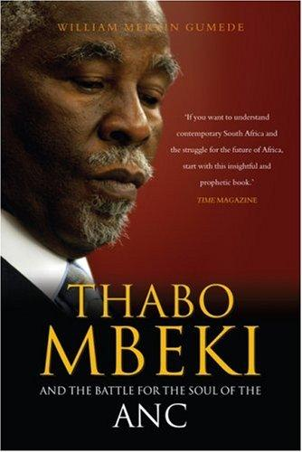 Download Thabo Mbeki and the Battle for the Soul of the ANC