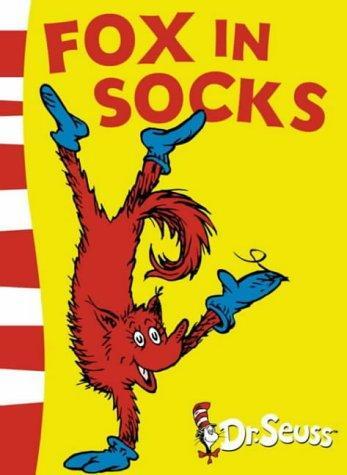 Fox in Socks (Dr Seuss Green Back Books)