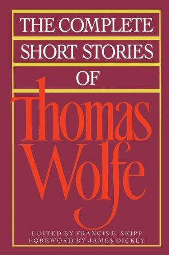 Download The complete short stories of Thomas Wolfe