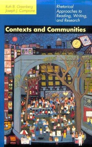 Contexts and Communities